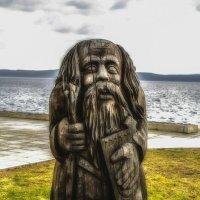 Старый, мудрый Вяйнемейнен... :: Ivan Lukkonen