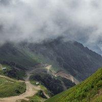 Выше гор могут быть только горы.... :: олег