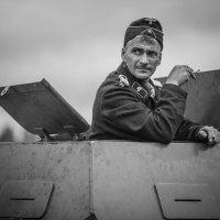 Чужой танкист :: Евгения Кирильченко