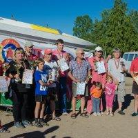Чемпионат Республики Беларусь по водно-моторному cпорту. :: Игорь Пракофьев