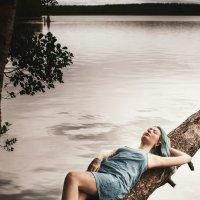 Над водой :: Елизавета Вавилова