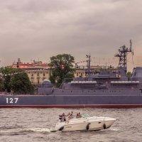 В день ВМФ. :: Сергей Исаенко