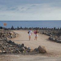 Набережная Коста Адехе. Канарские острова. :: Lara