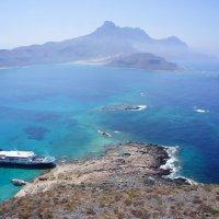 пиратский остров Грамвуса (Греция) :: Надежда Петрова