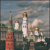 Москва-80е. :: Виталий Виницкий