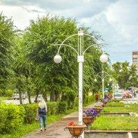В центре города :: юрий Амосов