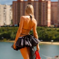 Оксана :: Артем Бельфорт
