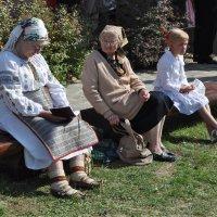 гуцулка. сохранение традиций. :: Дмитрий Цымбалист