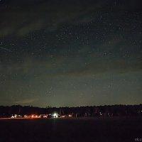 ночь и болид :: Павел Пироговский