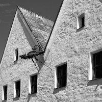 Страж старого дома. :: Андрий Майковский
