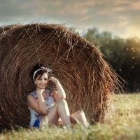 На поле :: Олеся Гордей