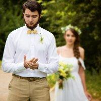 Перед встречей с невестой... :: Елизавета Ковылина