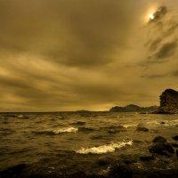 Накануне заката.... :: Андрей Войцехов