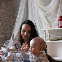 Семейный портрет в интерьере :: Валентина