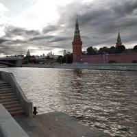 Холодная московская осень... :: Nikanor