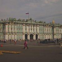 Дворцовая площадь (Санкт-Петербург) :: Павел Зюзин