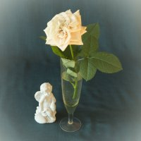 Этюд с цветком :: Aнна Зарубина