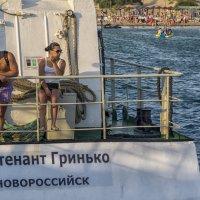 Поссорились... :: Юрий Митенёв