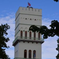 Белая башня :: Таня Фиалка