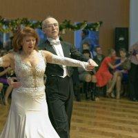 Отечественный танец :: Александр Рябчиков