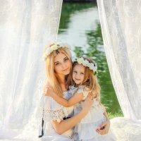 Две сестренки :: Юлия Моржова