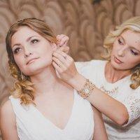 сборы невесты :: Наталия Скрипка