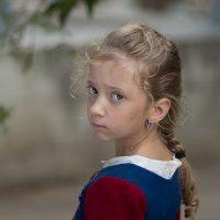 Портрет незнакомой девочки :: Виктор Мороз