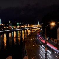 Набережные Москвы-реки :: Андрей Крючков