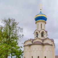 Церковь Сошествия Святого Духа - Сергиев Посад. :: Юлия Бабитко