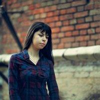 Девушка в рубашке :: Артемий Кошелев