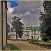 Архимандричьи кельи, Кирилло-Белозерский мужской монастырь. :: Дмитрий Анцыферов