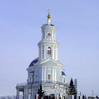 Светлый храм :: Александр Попов
