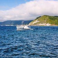 Байкал и Порт Байкал :: Алексей Белик