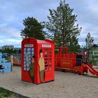 Детская площадка :: Ольга