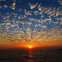 Закат на море. :: Андрей