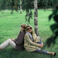 дочки - матери :: Эльмира Суворова