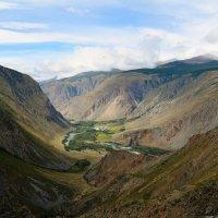 Перевал Кату-Ярык :: Александр Фролов