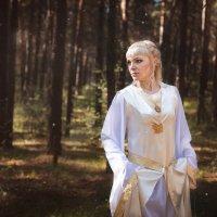 Хранитель Света :: Мария Дергунова