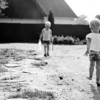 Хорошо в деревне летом :: Алена Волкова