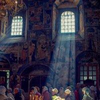Благовещение :: Игорь Чистяков