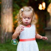 Первые мыльные пузыри! :: Павел Хохлов