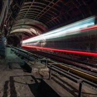 Place Hacking - Moscow Subway :: Георгий Ланчевский