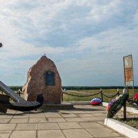 Основание Азовской флотилии 1769 год. :: Надежда Ивашкина