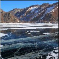 Неповторимый Байкал... :: Андрей Янтарёв