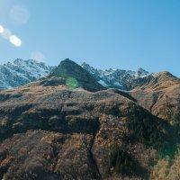 Кавказские горы :: Sergey K