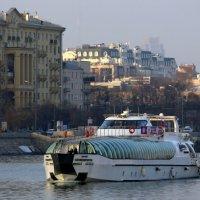 маленькие городские путешествия :: Олег Лукьянов