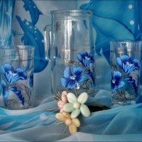 Голубой этюд :: Нина Корешкова