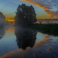 Вот и солнце встает... :: Владимир Фисенко