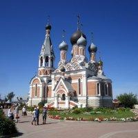 Кафедральный собор в честь  Преображения Господня . :: Мила Бовкун