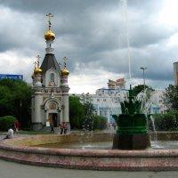 Часовня в честь Святой Екатерины. :: Александр Атаулин